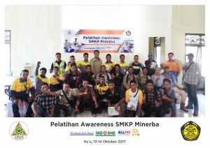 Foto Bersama SMKP PT STM Pekerja