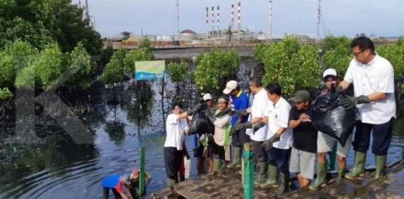 Tumpahan minyak di Balikpapan, Pertamina dijatuhkan sanksi administrasi oleh KLHK