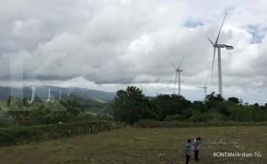 Pembangkit Listrik Tenaga Bayu Pertama di Indonesia Senin (2/5) Presiden Jokowi meresmikan Pembangkit Listrik Tenaga Bayu (PLTB) I di Sidenreng Rappang, Sulawesi Selatan, yang berkapasitas 75 MW. Pengembang energi terbarukan ini, patungan UPC Renewable Asia dan PT Binatek Energi Terbarukan, menanamkan investasi US$ 150 juta. Setelah PLTB Sidrap I, mereka berencana mengembangkan PLTB Sidrap II, Tanah Laut, dan Ciletuh, Sukabumi.foto/KONTAN/Ardian Taufik Gesuri
