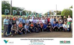 Konsultasi Pengembangan KO Pertambangan dan SMKP Minerba