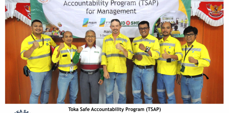 Toka Safe Accountability Program (TSAP) for Management