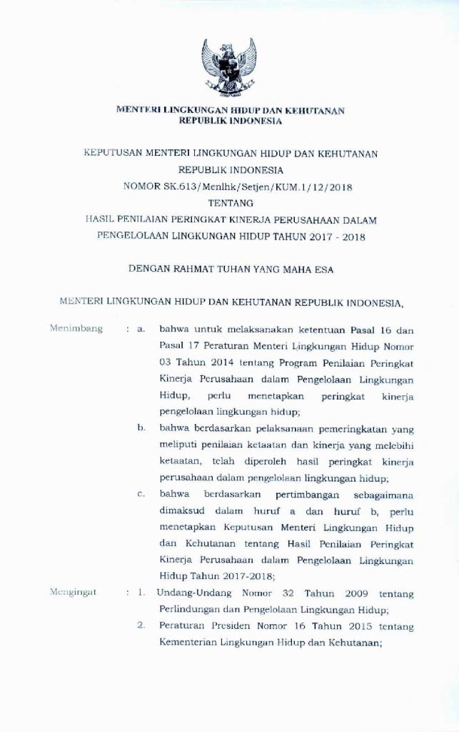 Hasil Penilaian Proper 2017-2018_Page_001