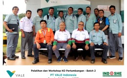 Pelatihan dan Workshop KO Pertambangan – Batch 2