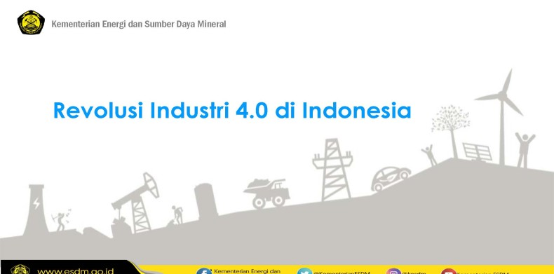 Revolusi Industri 4.0 di Indonesia