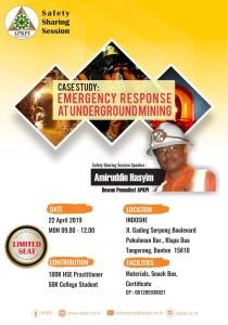Emergency Response at Underground Mining