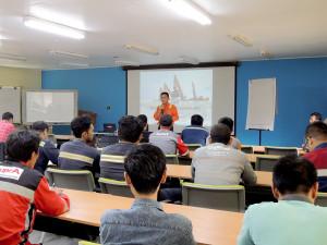 Pelatihan dan Workshop KO PT VALE (2)