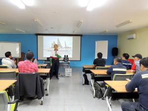 Pelatihan dan Workshop KO PT VALE (3)