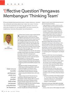 Effective Question Pengawas Membangun Thinking Team_hal 1