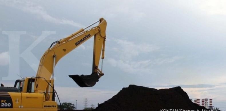 United Tractors (UNTR) targetkan kenaikan produksi batubara tahun ini