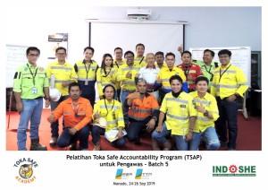 Foto Bersama TSAP untuk Pengawas R01