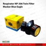 Respirator NP-306 Twin Filter Blue Eagle