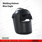 Welding Helmet Blue Eagle