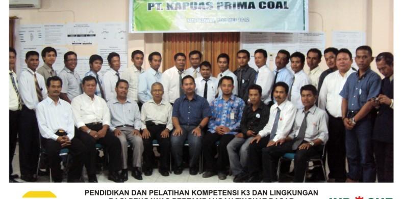 PT Kapuas Prima Coal – Batch I