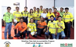 Toka Safe Accountability Program (TSAP) untuk Pengawas – Batch 5