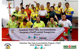 Toka Safe Accountability Program (TSAP) untuk Pengawas – Batch 6