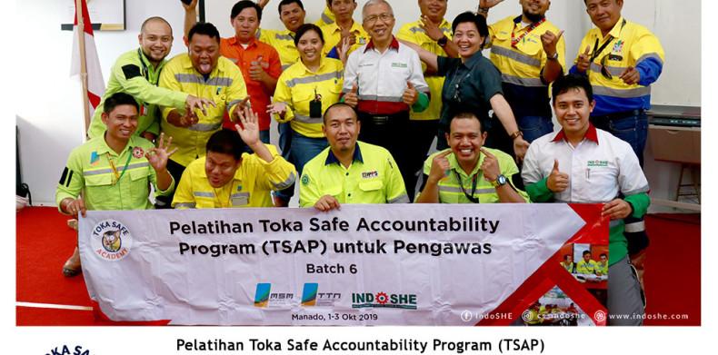 Toka Safe Accountability Program (TSAP) untuk Pengawas – Batch 6